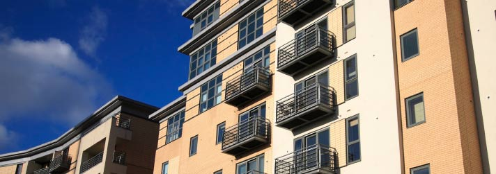 Get an apartment building insurance quote from Dadgar Insurance.